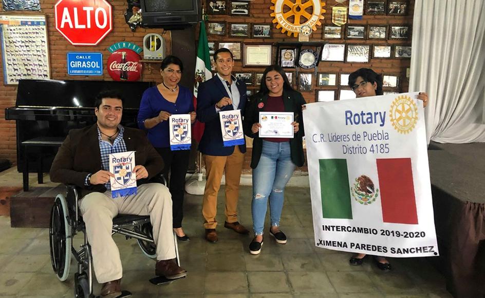 Líderes de Puebla ofrece a los jóvenes la oportunidad de realizar intercambios culturales